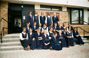 Wspólne zdjęcia sióstr
